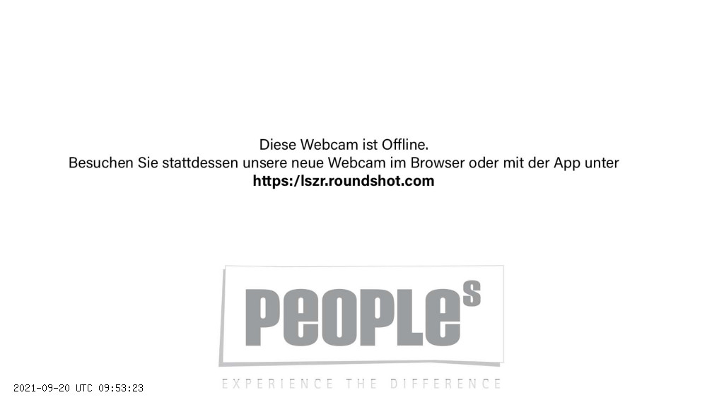 livecam airport Switzerland